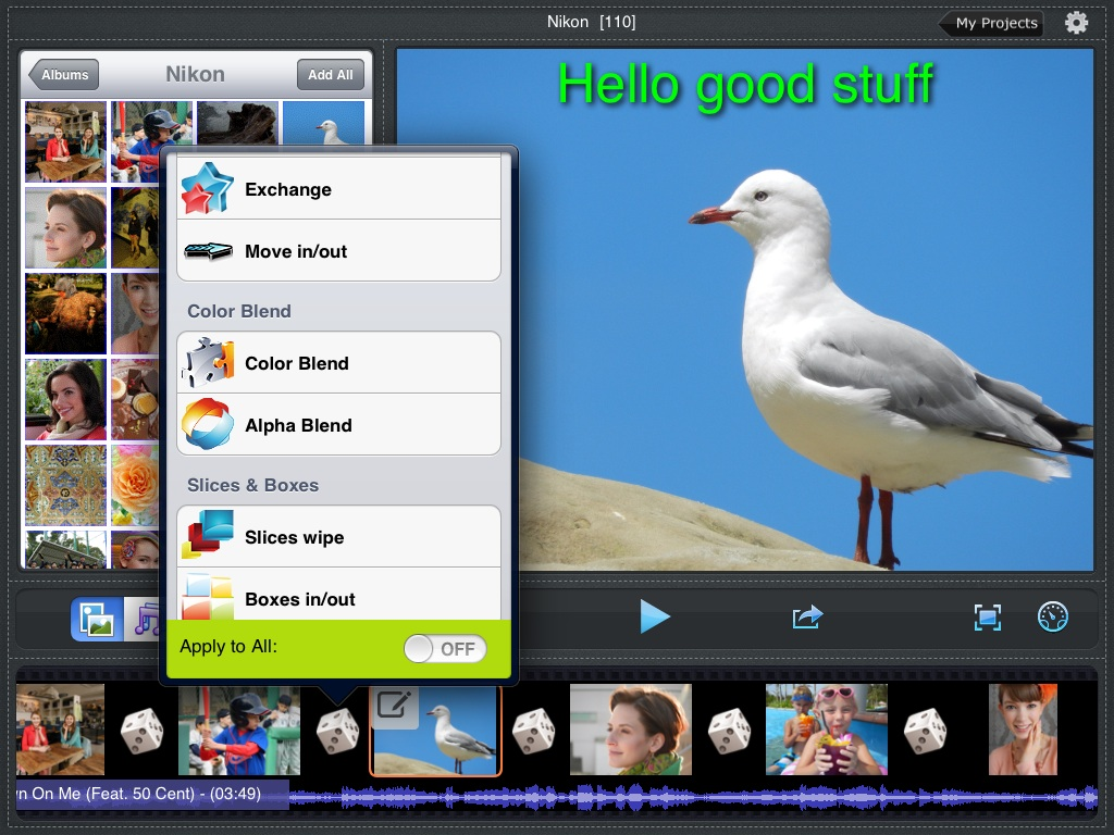 Photo Slideshow Director HD - User Guide slideshow website ipad