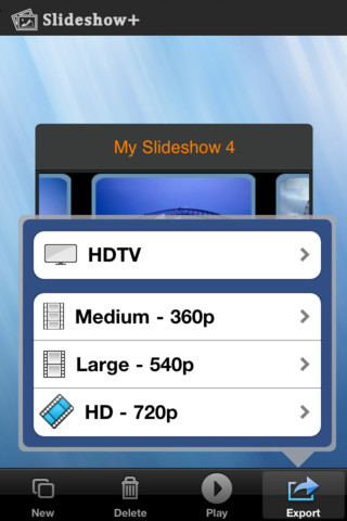 free slideshow app